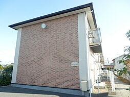 アプリコットハウス[2階]の外観