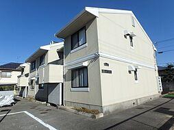 兵庫県加古川市加古川町平野の賃貸アパートの外観
