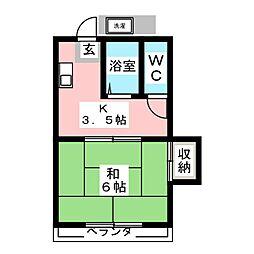 【敷金礼金0円!】コーポ森屋