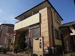 [一戸建] 神奈川県相模原市中央区共和3丁目 の賃貸【神奈川県 / 相模原市中央区】の外観