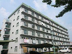 福岡県久留米市長門石3丁目の賃貸マンションの外観