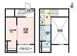 本笠寺駅 5.0万円
