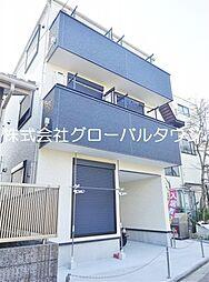 東京都江戸川区一之江1丁目の賃貸アパートの外観