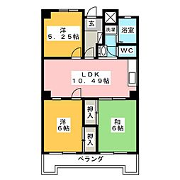 江曽島駅 5.0万円