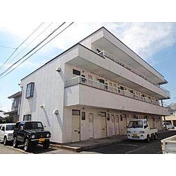 グレースフル芳川A・B[3階]の外観