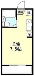 リフレッシュ・マンション[3階]の間取り