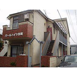 埼玉県川越市郭町2丁目の賃貸アパートの外観