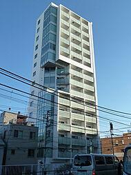 コートヒルズ広尾南[9階]の外観
