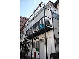 東京都板橋区徳丸3丁目の賃貸アパートの外観