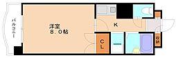 未来図ビル[6階]の間取り
