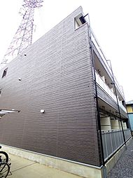埼玉県朝霞市本町1丁目の賃貸アパートの外観