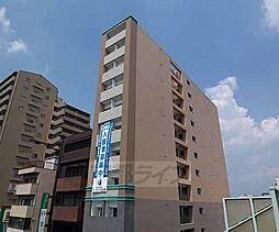 京都府京都市下京区塩竈町の賃貸マンションの外観
