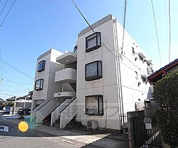 京都府京都市西京区牛ヶ瀬弥生町の賃貸アパートの外観
