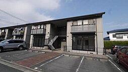 三洋タウン本城 B棟[102号室]の外観