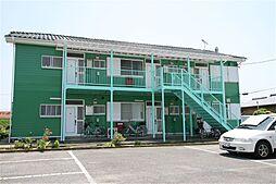 大橋アパート[202号室]の外観