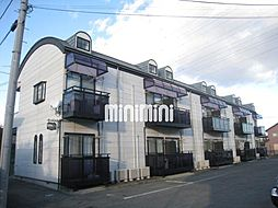 第一MHハウスA棟[2階]の外観