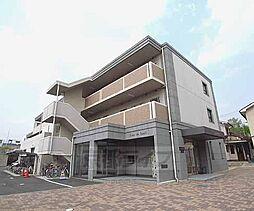 京都府京都市伏見区深草下横縄町の賃貸マンションの外観