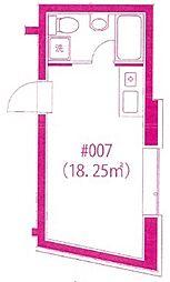 12ダース[4階]の間取り