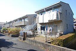 埼玉県越谷市蒲生2丁目の賃貸マンションの外観