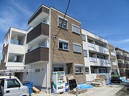 大阪府松原市三宅中3丁目の賃貸アパートの外観