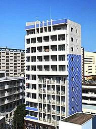 グランブルーキャトル(LE GRAND BLEU QUATR[10階]の外観