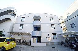 ベルビューレ千里山壱番館[1階]の外観