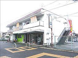 大阪府茨木市新堂3丁目の賃貸アパートの外観