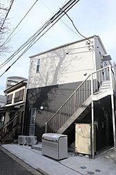 神奈川県横浜市西区藤棚町2丁目の賃貸アパートの外観
