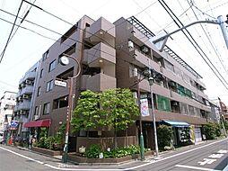 東京都世田谷区梅丘1丁目の賃貸マンションの外観