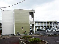 埼玉県川口市神戸の賃貸アパートの外観