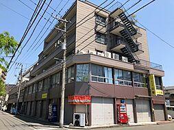 橋本ビル[3階]の外観