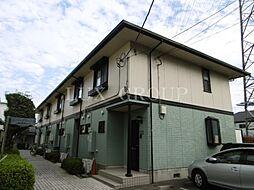 [テラスハウス] 東京都三鷹市野崎4丁目 の賃貸【/】の外観