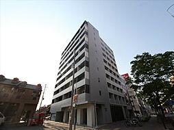 愛知県名古屋市中川区西日置1の賃貸マンションの外観