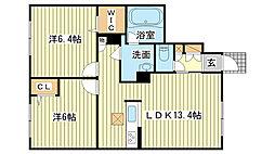 東姫路駅 7.2万円