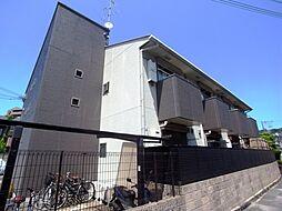 ラルゴ忍ヶ丘[102号室]の外観