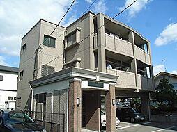 福岡県宗像市石丸1丁目の賃貸マンションの外観
