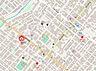 地図,1DK,面積20.97m2,賃料2.8万円,札幌市営東西線 琴似駅 徒歩10分,,北海道札幌市西区山の手五条1丁目2-23