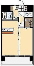 (新築)下北方町常盤元マンション[701号室]の間取り