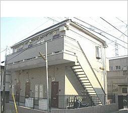 パルファンベールII[1階]の外観