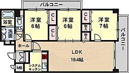 シャトー桃山台