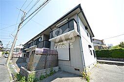 兵庫県神戸市須磨区天神町2丁目の賃貸アパートの外観