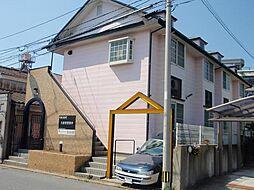 福岡県北九州市八幡西区相生町の賃貸アパートの外観