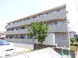グランドソレイユA・B[2階]の外観