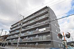 兵庫県姫路市青山北3丁目の賃貸マンションの外観