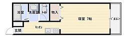 ドムスOgawa[310号室]の間取り