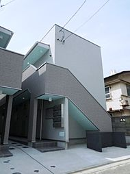 兵庫県尼崎市食満7丁目の賃貸アパートの外観