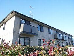 リッツハウス[2階]の外観