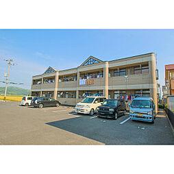 岡山県岡山市東区中川町の賃貸アパートの外観