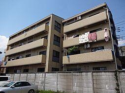 ステラハイムファイブワン[4階]の外観