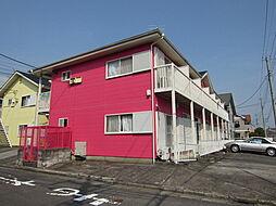 シモンズ栗木台[1階]の外観